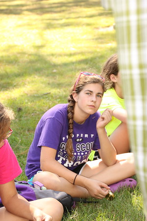 2014-10-18 Girl Scouts Fountainbleau Camping
