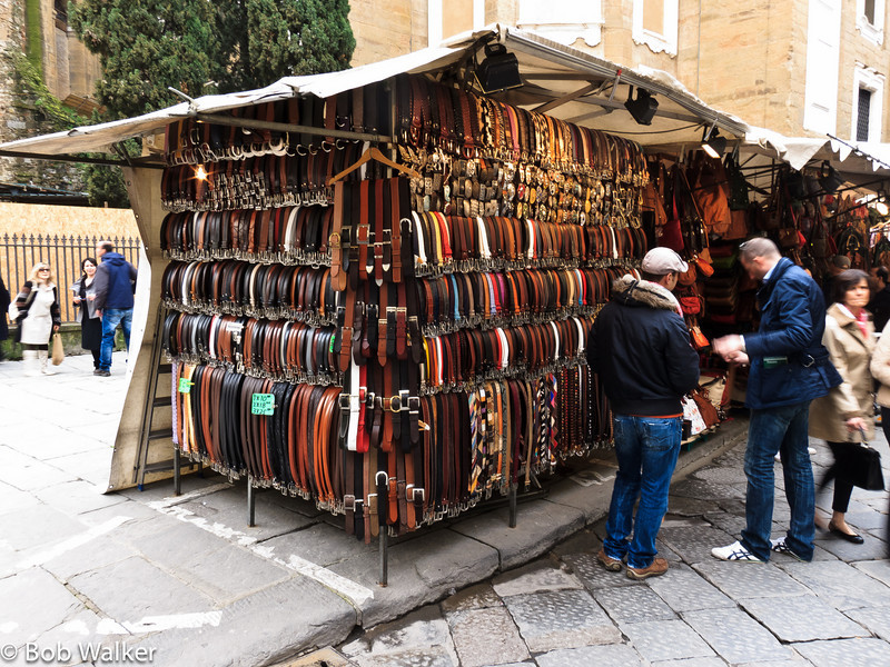 Italian leather belts- ask Mike Schlitt what he thinks about them!