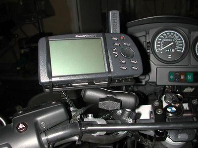 Streetpilot Mount on R1150GS