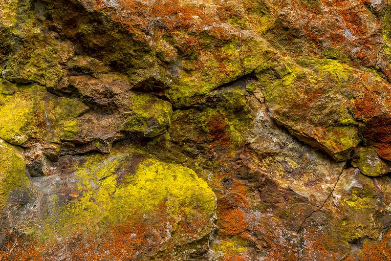 Mineralhaltiges Gestein
