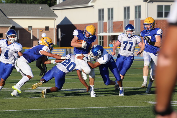Lyndhurst Jr. Football 2018