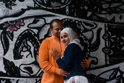 Hafsa and Talha