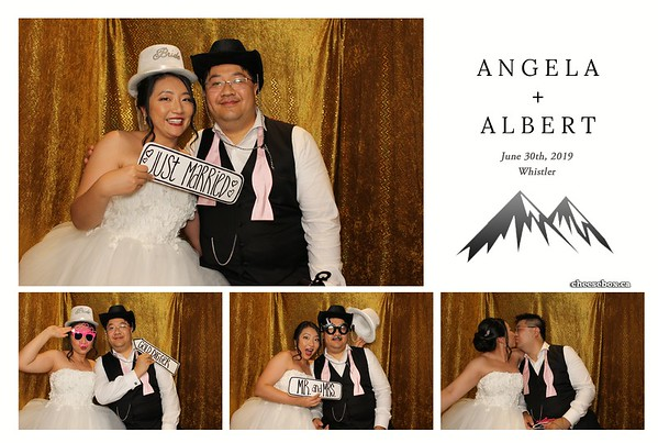 Angela & Albert, 30-Jun2019