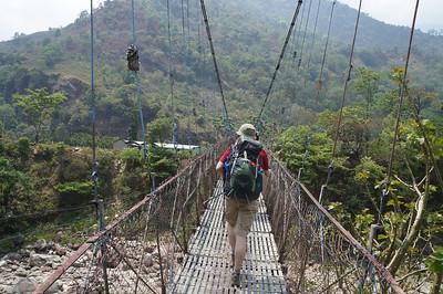 The Annapurna Circuit Trek