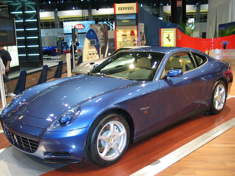 Maserati 612 Scaglietti