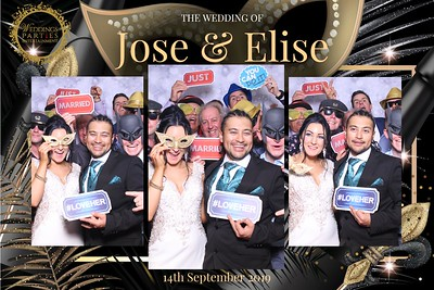 Jose & Elise Wedding