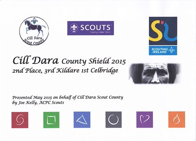 Scouts: 2015 County Shield Larch Hill