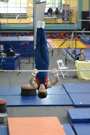 Surgent's Elite Gymnastics @ Chelsea Piers Gymnastics Center  Stamford,CT- 2/14/2015