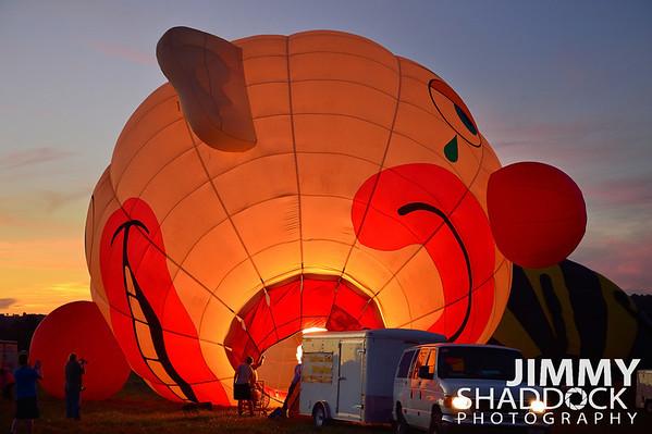 Branson Balloon Fest   October 21