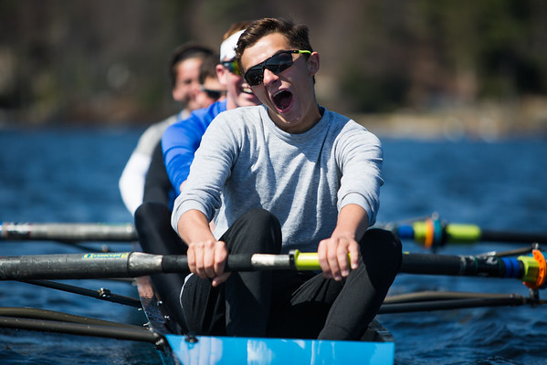 Rowing 4/16/16