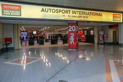 2018 Autosport International