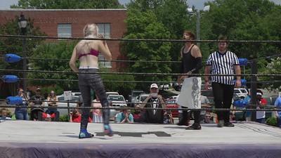 GOUGE Wrestling--Lindsey gets her revenge