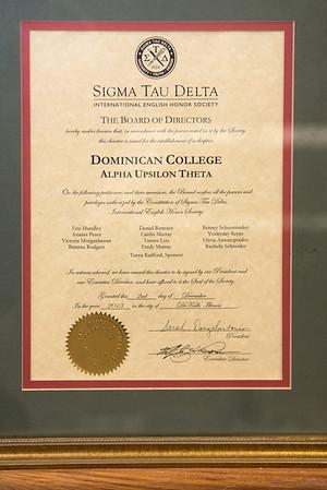 English & Communications - Sigma Tau Delta & Lambda Pi Eta