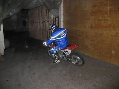 Warehouse Racing