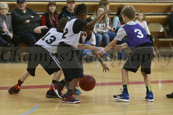 LeRon's Basketball Team