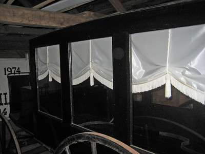 Stoddard NH Hearse House