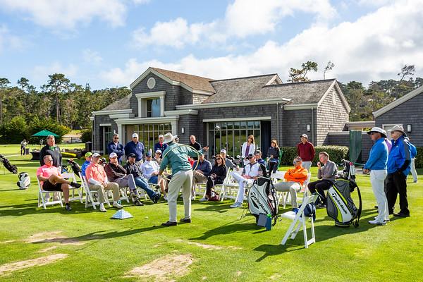 Pebble Beach Golf Academy, May 2018