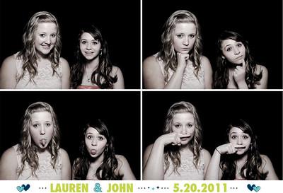 LVL 2011-05-20 Lauren & John