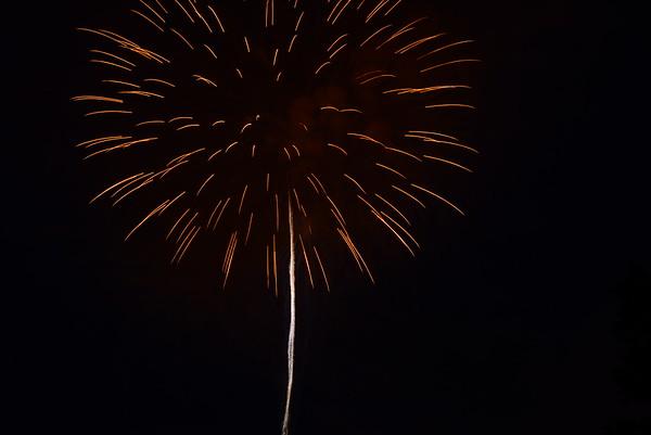 Fireworks Avon Lake 2018