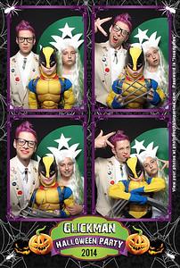 Glickman Halloween Party