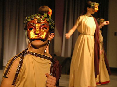 Rachel Carson Middle School's - Antigone (Fall 2008)
