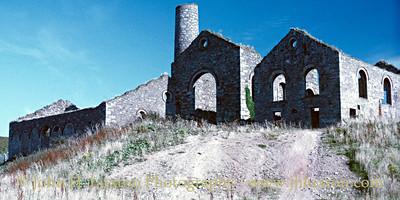 Basset Mines, Cornwall