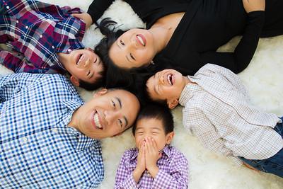 The Chen Family 2014 Mini-Session