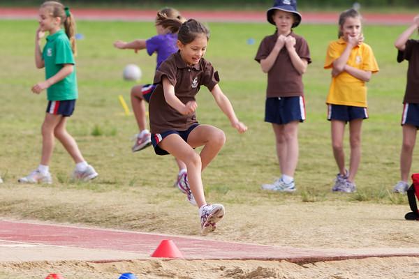 2013 Wenona Junior School Athletic Carnival