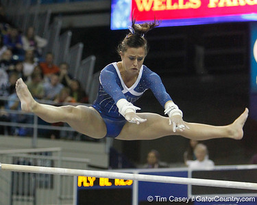 Photo Gallery: UF gymnastics vs. Illinois-Chicago, 1/13/12