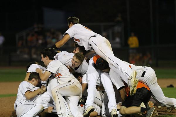 Solon Baseball Substate vs Fairfield