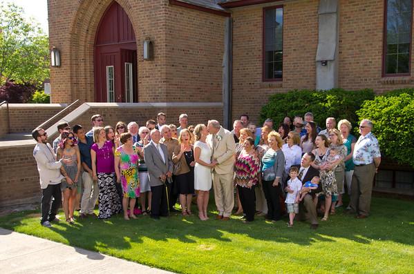 Branca Wedding 5.17.2014
