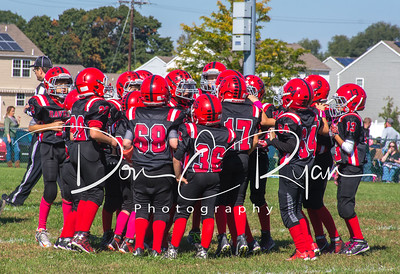 Ravens 100s vs Florence Flashes 10.16.2016