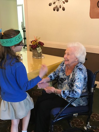 Trip to Morning Side Assisted Living