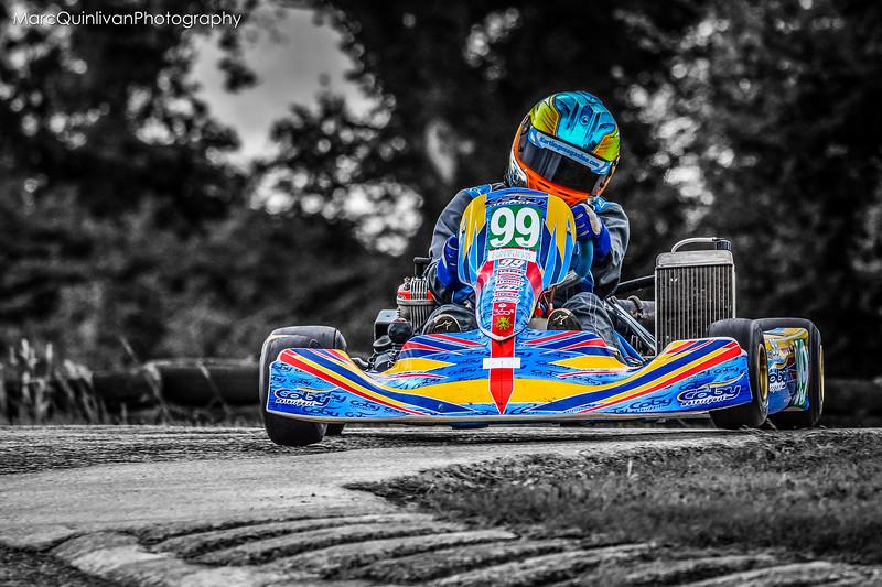 Motorsport Ireland Karting Championship 2016 - Round 7 - Athboy