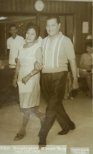 Papang and Mamang