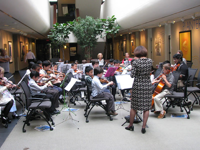2011 Lakeland Strings Tour