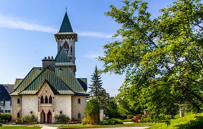 Canada, Abbaye - July 5, 2019