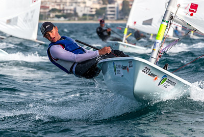 2018 Laser 4.7 Youth Europeans