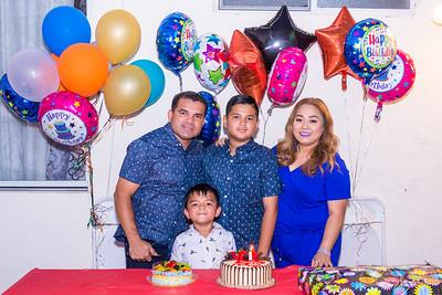 Bryan's 11th Birthday:  October 28, 2018