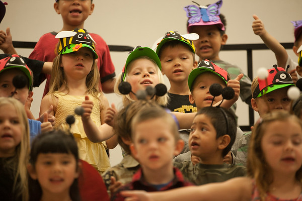 Kindergarten Spring Show
