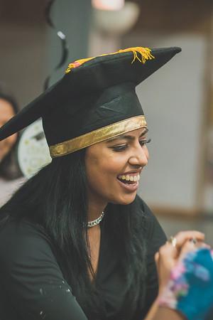 Nadia's Graduation