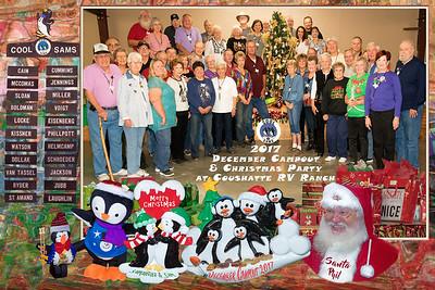 Dec 2017 Christmas at Coushatte