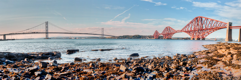 South Queensferry Panorama