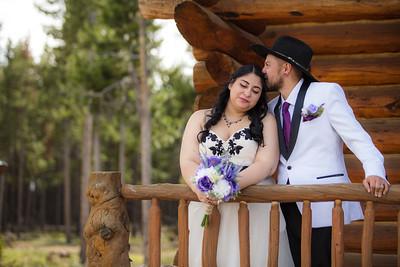 Collin & Vanessa's Wedding