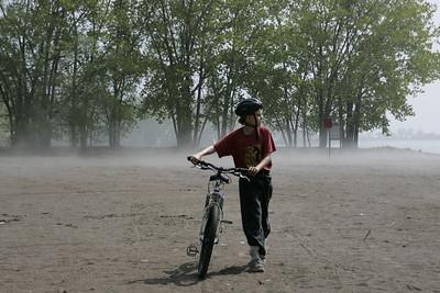 2008 06 01 Hannah Valdur bikeride