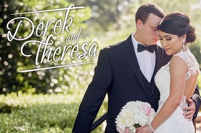 Derek & Theresa 10/23/16