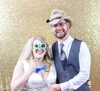 Kristin and Tim's Wedding Photo Booth Images