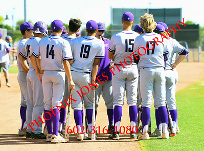 3-5-19 - Northwest Christian vs. Kingman (AIA 3A Round 1 Playoff) Baseball