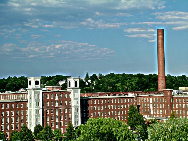 Mass Mills ~ Lowell, MA