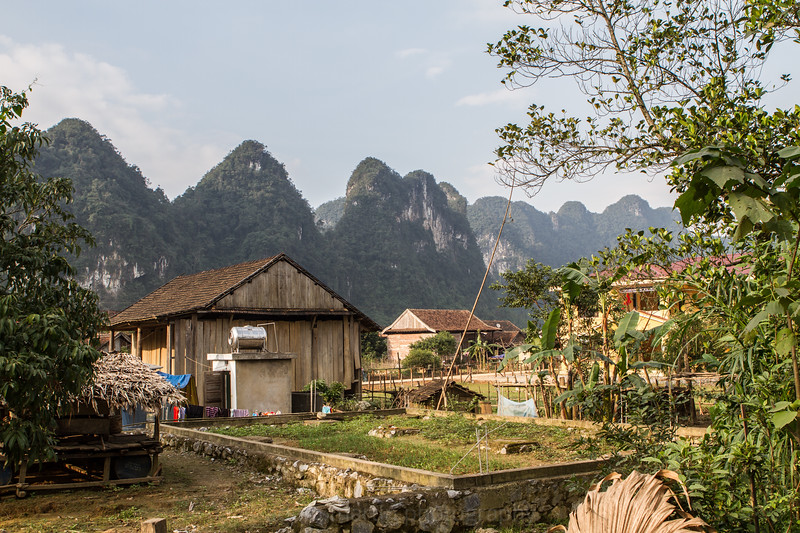 Tan Hoa Village